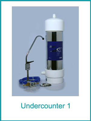 UNDERCOUNTER 1 PRODUCT